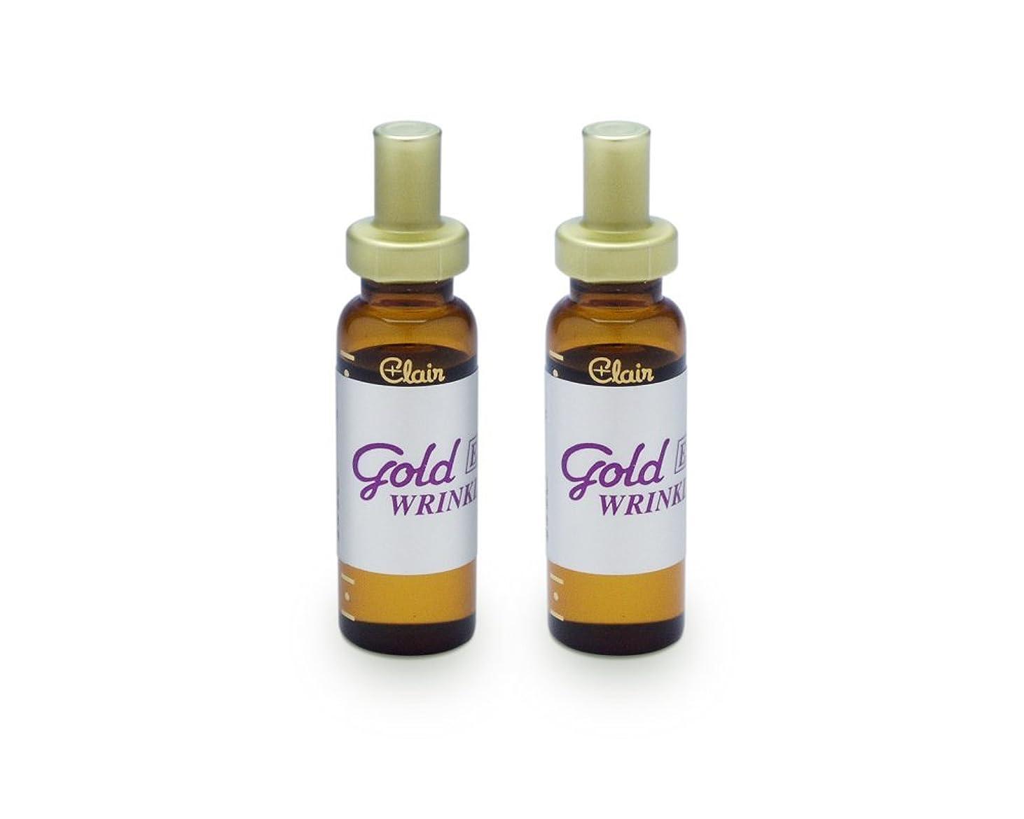 ネブ札入れドローくれえる ゴールドリンクル EF 化粧油