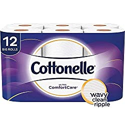 Cottonelle Ultra ComfortCare Big Roll Toilet Paper