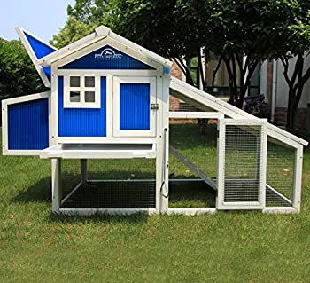 Pets Imperial Highgrove Plastic Chicken Coop Suitable for up 3/4 Bantams/Birds Depending On Size