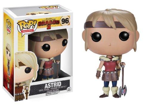 Funko Pop! Figurine Cinema How To Train Your Dragon 2 - Astrid