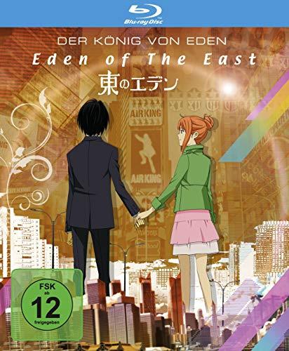 Eden of the East - Der König von Eden [Blu-ray]