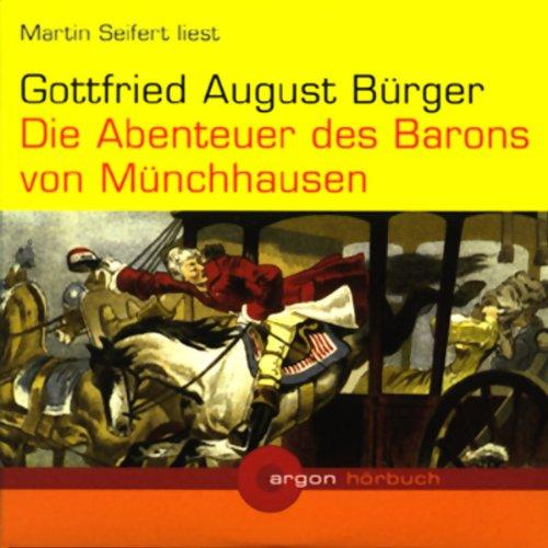 Die Abenteuer des Barons von Münchhausen Titelbild