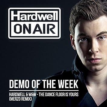 The Dance Floor is Yours (Merzo Remix)