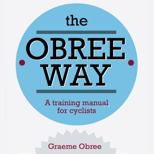The Obree Way audiobook cover art