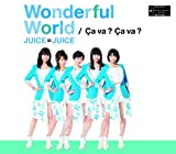 Wonderful World/Ca va ? Ca va ?(サヴァ サヴァ)(通常盤A)