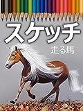 ビデオクリップ: スケッチ 走る馬
