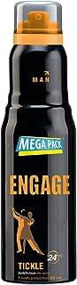 Engage Tickle Deodorant for Men, 220ml