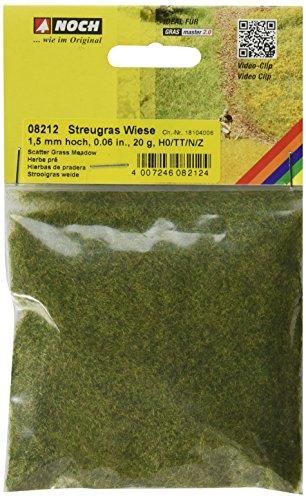 NOCH 082121,5mm Scatter hierba meadow paisaje modelos