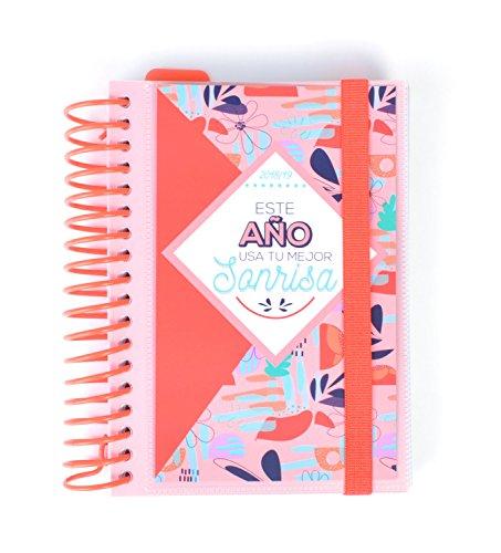 Grupo Erik Editores - Agenda escolar Amelie 2018/2019, día...