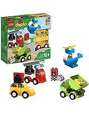 LEGO 10886 DUPLO My First Mijn eerste auto creaties baby speelgoed set