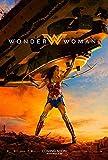 JUHAO 1000 Rompecabezas, Rompecabezas De Números-Carteles De Películas-Wonder Woman-Juegos De Entretenimiento En Interiores, Juguetes Educativos En 3D.