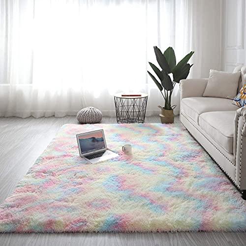 Alfombras Dormitorio Infantil Niña alfombras dormitorio  Marca KANKAEU