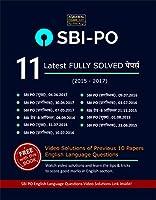 SBI PO Pre-Exam 13 Solved Paper Book 2019 (CB325)