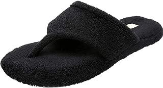 Best black velvet flip flops Reviews