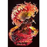 鬼滅の刃 九柱共鳴 その一 炎柱 炎の呼吸 煉獄 杏寿郎 1/6スケール 塗装済み完成品フィギュア