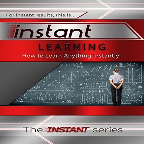 Instant Learning audiobook cover art