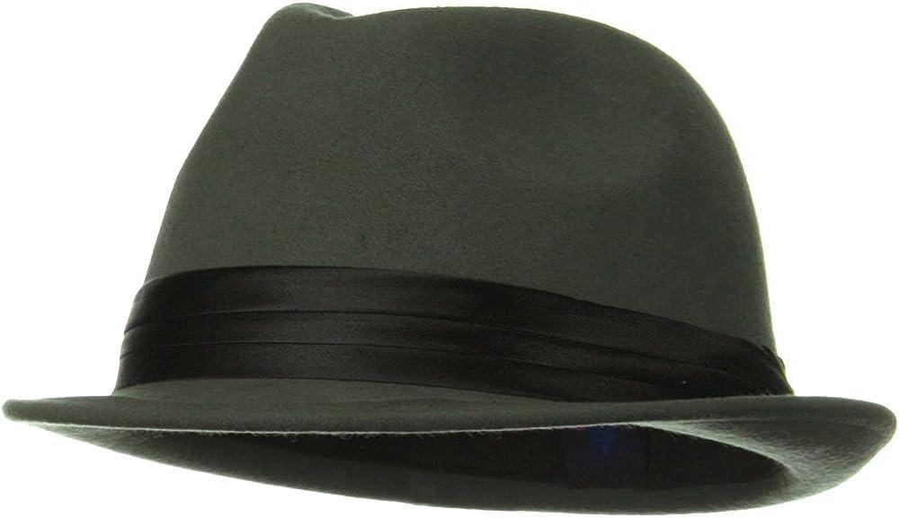 e4Hats.com Ladies Wool Felt Fedora Hat