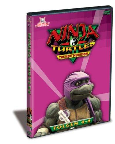 Ninja Turtles 2 - Folgen 4-6