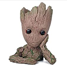 new Papilion Groot Skull Flowerpot Flower Plants Vase Handmade, Tree Toy