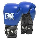 Leone 1947 Guantes de boxeo Ambassador GN207 Azul (14 oz)