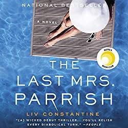 The Last Mrs. Parrish book cover