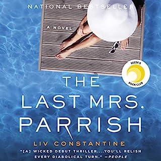 The Last Mrs. Parrish cover art