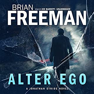 Alter Ego audiobook cover art