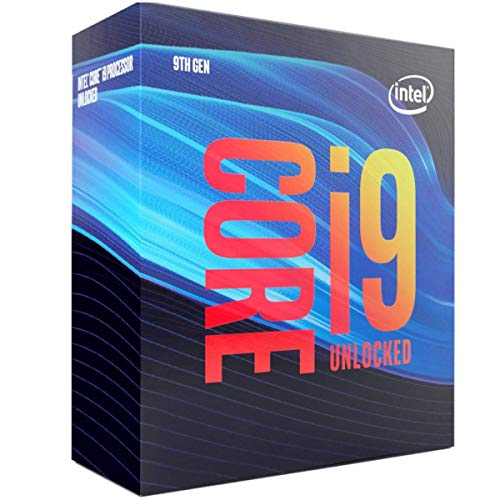 Intel Core i9-9900K processore Octa Core 3,6 GHz Scatola 16 MB Cache intelligente, Socket LGA1151