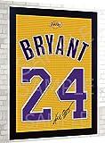 SGH SERVICES New Kobe Bryant LA Lakers Autogramm Basketball