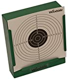 <span class='highlight'><span class='highlight'>Woodside</span></span> 14cm Shooting Target Holder   100 Targets Air Rifle/Airsoft Pellet Trap