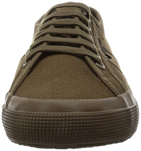 Superga 2750 COTU Classic Sneaker, Zapatillas Unisex Adulto, 905 Tot Military Green, 35 EU