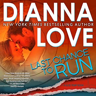 Last Chance to Run audiobook cover art