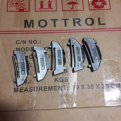 5 PCS K330S Spring Flex Pin Skid Steer Backhoe FITS Hensley X330 Teeth Bucket, aftermarket Replacement Parts