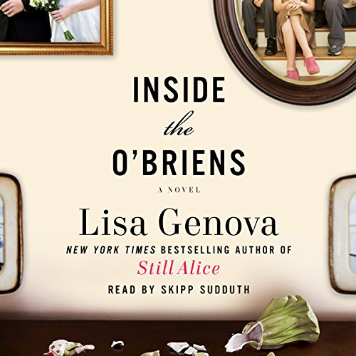 Inside the O'Briens audiobook cover art