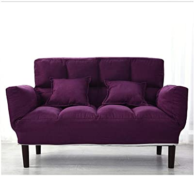 Amazon.com: Unihome Fabric 1 Seat Sofa Love Seat Upholstered ...