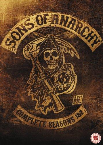 Sons Of Anarchy S1-s2 [Edizione: Regno Unito]