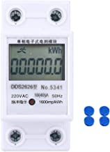 Din-Rail Energy Meter, Single Phase Energy Meter, SMT Technology(Normal Display, Cumulative Count)