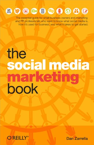 The Social Media Marketing Book (English Edition)