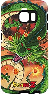 Skinit Pro Phone Case for Galaxy S7 Edge - Officially Licensed Dragon Ball Z One Wish Shenron Design