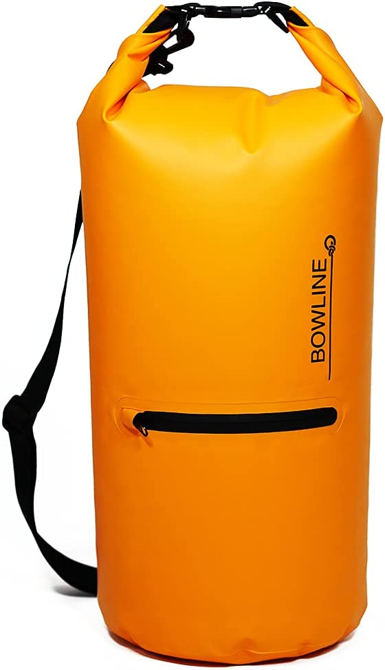 BowLine- Waterproof Max 62% OFF Dry Many popular brands Bag with Keeps Front Zippered Pocket Gea