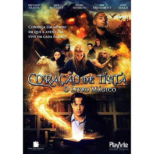 Coração de Tinta (DVD)