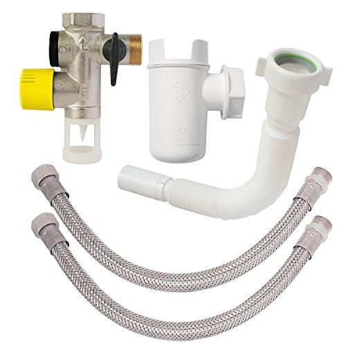 """Somatherm - Kit de sécurité chauffe-eau - KIT Sécurité Chauffe-eau complet Téflon 3/4"""" (20/27) - SOMATHERM"""