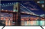 TCL 65R617-CA 4K Ultra HD Smart LED Television (2018), 65'