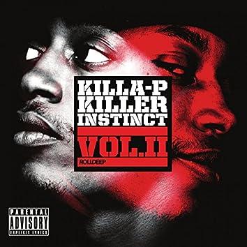Killa Instinct, Vol. 2