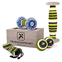 6-Piece TriggerPoint Performance Collection Kit for Total Body Deep Tissue Self-Massage