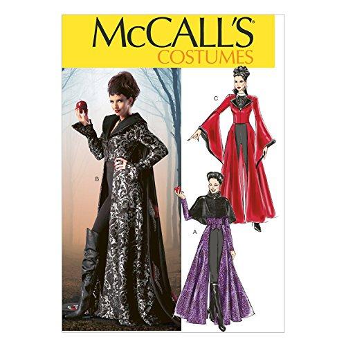 McCall's Patterns M6818 Patrons de Costumes Blanc Taille D5 40/42/44/46/48
