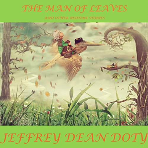 The Man of Leaves audiobook cover art