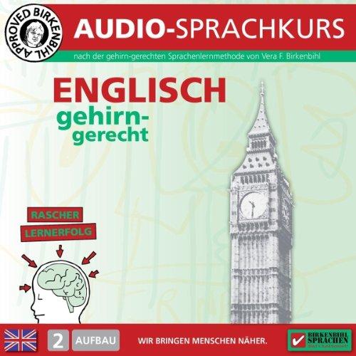 Englisch gehirn-gerecht - 2. Aufbau Titelbild