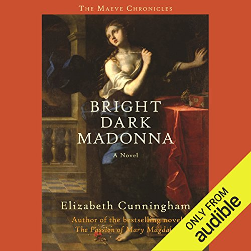 Bright Dark Madonna audiobook cover art
