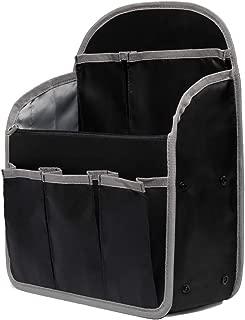 Backpack Insert Organizer, Nylon Rucksack Organizer Insert, Diaper Backpack Organizer